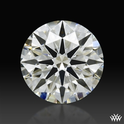 0.54 ct J VS2 A CUT ABOVE® Hearts and Arrows Super Ideal Round Cut Loose Diamond