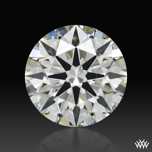 0.313 ct H SI1 A CUT ABOVE® Hearts and Arrows Super Ideal Round Cut Loose Diamond