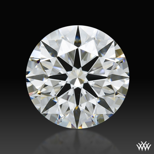 1.137 ct E VS1 A CUT ABOVE® Hearts and Arrows Super Ideal Round Cut Loose Diamond