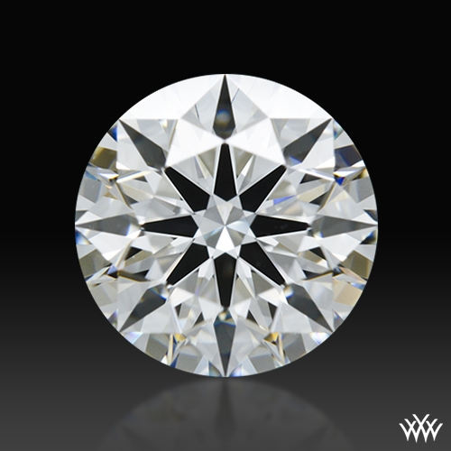 1.211 ct F VS1 A CUT ABOVE® Hearts and Arrows Super Ideal Round Cut Loose Diamond