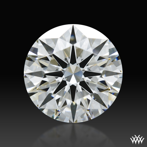 1.111 ct G VS1 A CUT ABOVE® Hearts and Arrows Super Ideal Round Cut Loose Diamond