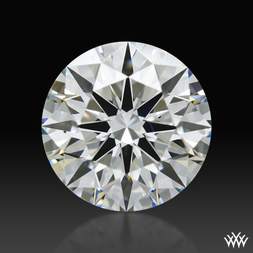 1.277 ct H VS2 A CUT ABOVE® Hearts and Arrows Super Ideal Round Cut Loose Diamond