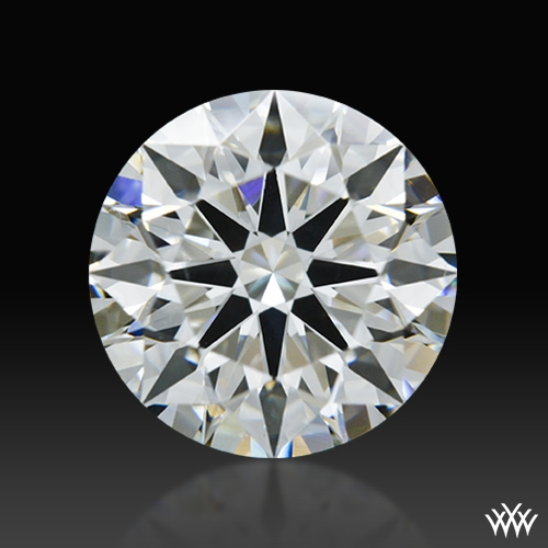 1.705 ct H VS2 A CUT ABOVE® Hearts and Arrows Super Ideal Round Cut Loose Diamond