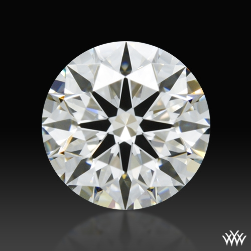 0.835 ct G VS2 A CUT ABOVE® Hearts and Arrows Super Ideal Round Cut Loose Diamond