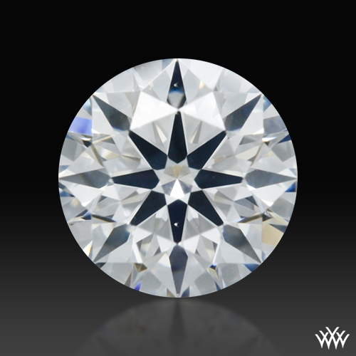 0.417 ct F SI1 Premium Select Round Cut Loose Diamond