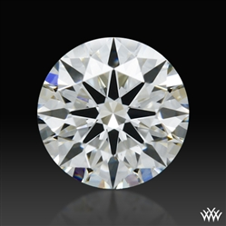0.423 ct G VS1 A CUT ABOVE® Hearts and Arrows Super Ideal Round Cut Loose Diamond