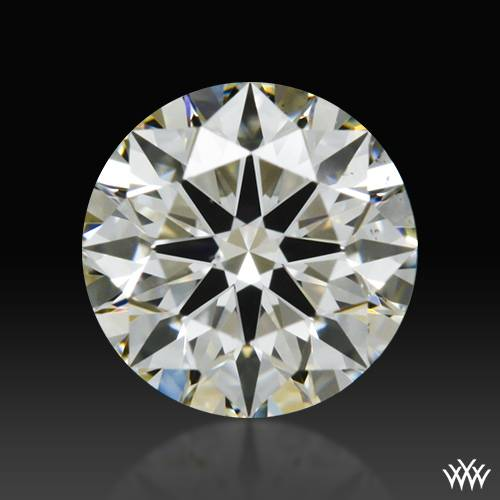0.502 ct K VS2 A CUT ABOVE® Hearts and Arrows Super Ideal Round Cut Loose Diamond