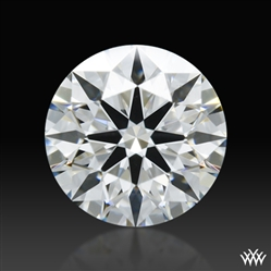 0.415 ct E VS1 A CUT ABOVE® Hearts and Arrows Super Ideal Round Cut Loose Diamond