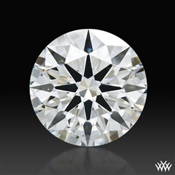 2.05 ct I SI1 A CUT ABOVE® Hearts and Arrows Super Ideal Round Cut Loose Diamond