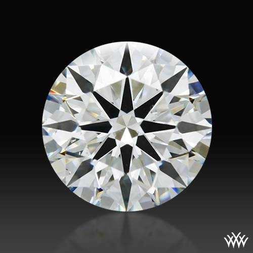 1.548 ct I SI1 A CUT ABOVE® Hearts and Arrows Super Ideal Round Cut Loose Diamond