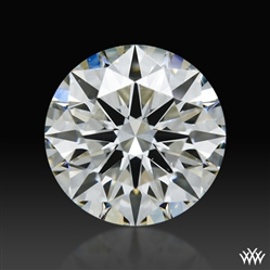 0.708 ct H VS2 Premium Select Round Cut Loose Diamond