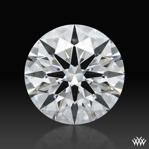 0.635 ct D VVS2 A CUT ABOVE® Hearts and Arrows Super Ideal Round Cut Loose Diamond