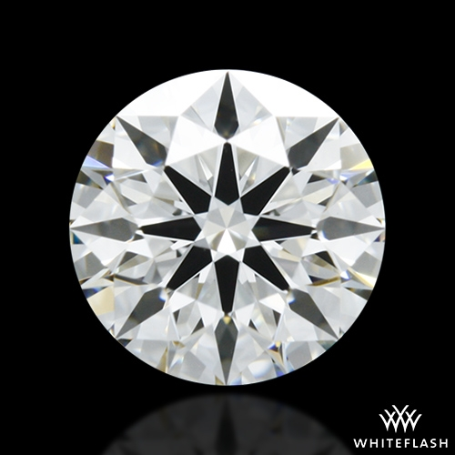 0.80 ct G VVS2 A CUT ABOVE® Hearts and Arrows Super Ideal Round Cut Loose Diamond