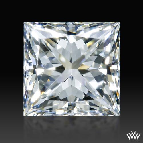 0.777 ct I VVS2 A CUT ABOVE® Princess Super Ideal Cut Diamond
