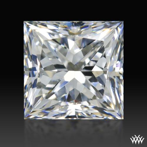 0.601 ct F SI1 A CUT ABOVE® Princess Super Ideal Cut Diamond