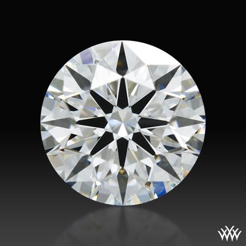 0.537 ct E VS1 A CUT ABOVE® Hearts and Arrows Super Ideal Round Cut Loose Diamond
