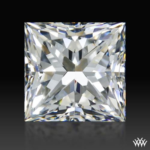 1.235 ct F VS1 A CUT ABOVE® Princess Super Ideal Cut Diamond