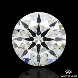 0.42 ct J VS2 A CUT ABOVE® Hearts and Arrows Super Ideal Round Cut Loose Diamond