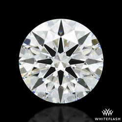 0.437 ct G VS2 A CUT ABOVE® Hearts and Arrows Super Ideal Round Cut Loose Diamond