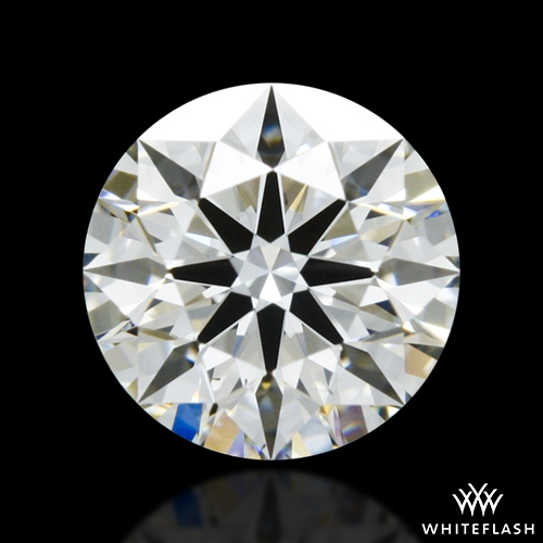 0.621 ct I VS2 A CUT ABOVE® Hearts and Arrows Super Ideal Round Cut Loose Diamond