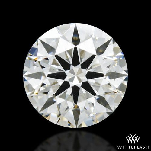 0.62 ct I VS2 A CUT ABOVE® Hearts and Arrows Super Ideal Round Cut Loose Diamond