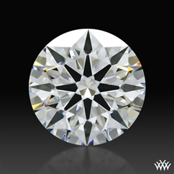 1.105 ct G VS2 A CUT ABOVE® Hearts and Arrows Super Ideal Round Cut Loose Diamond