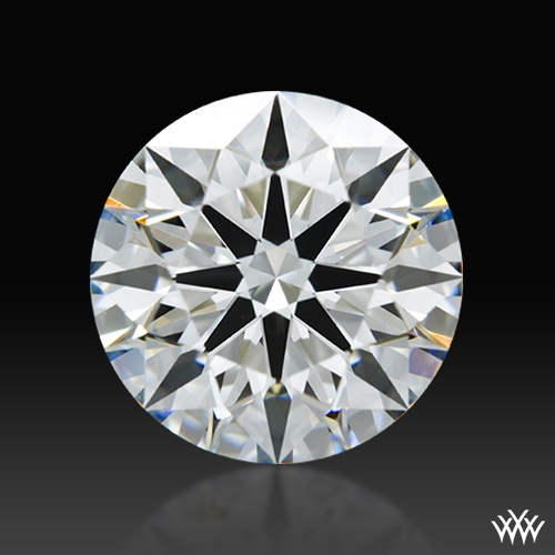 2.043 ct G VS2 A CUT ABOVE® Hearts and Arrows Super Ideal Round Cut Loose Diamond