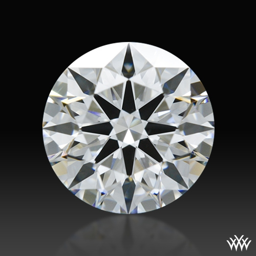 1.038 ct D IF A CUT ABOVE® Hearts and Arrows Super Ideal Round Cut Loose Diamond