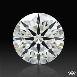 2.151 ct H SI1 A CUT ABOVE® Hearts and Arrows Super Ideal Round Cut Loose Diamond