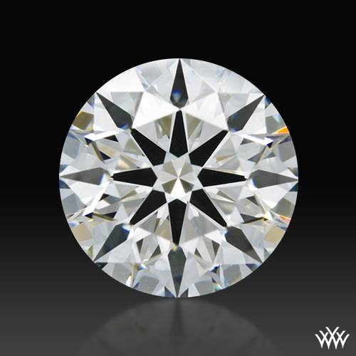 1.637 ct G VS2 A CUT ABOVE® Hearts and Arrows Super Ideal Round Cut Loose Diamond