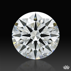 1.867 ct H VS1 A CUT ABOVE® Hearts and Arrows Super Ideal Round Cut Loose Diamond