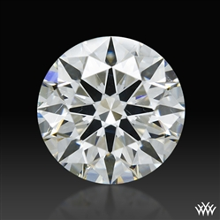 1.253 ct H SI1 A CUT ABOVE® Hearts and Arrows Super Ideal Round Cut Loose Diamond