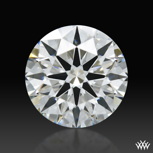 0.85 ct F VS2 A CUT ABOVE® Hearts and Arrows Super Ideal Round Cut Loose Diamond