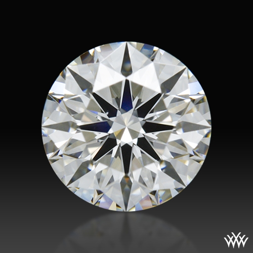 0.833 ct G VS2 A CUT ABOVE® Hearts and Arrows Super Ideal Round Cut Loose Diamond