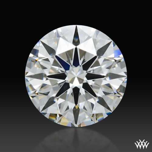 0.826 ct E VS2 A CUT ABOVE® Hearts and Arrows Super Ideal Round Cut Loose Diamond