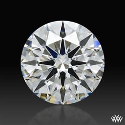 0.826 ct E VS2 A CUT ABOVE® Hearts and Arrows Super Ideal Round Cut Loose Diamond