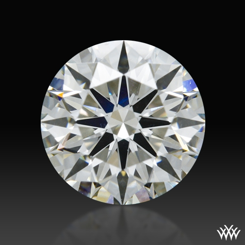 0.802 ct I VS2 A CUT ABOVE® Hearts and Arrows Super Ideal Round Cut Loose Diamond