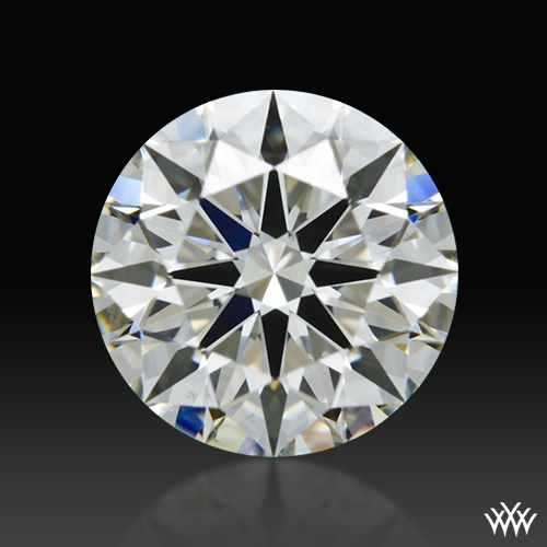 1.008 ct I VS1 A CUT ABOVE® Hearts and Arrows Super Ideal Round Cut Loose Diamond