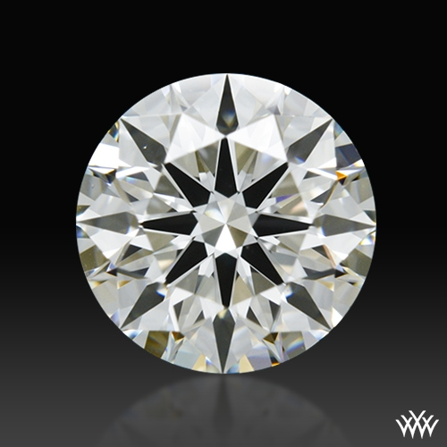 1.206 ct I VS1 A CUT ABOVE® Hearts and Arrows Super Ideal Round Cut Loose Diamond