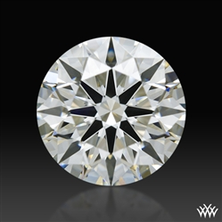 1.246 ct I VS2 A CUT ABOVE® Hearts and Arrows Super Ideal Round Cut Loose Diamond