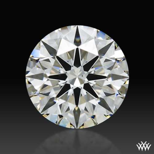 1.315 ct J VS2 A CUT ABOVE® Hearts and Arrows Super Ideal Round Cut Loose Diamond