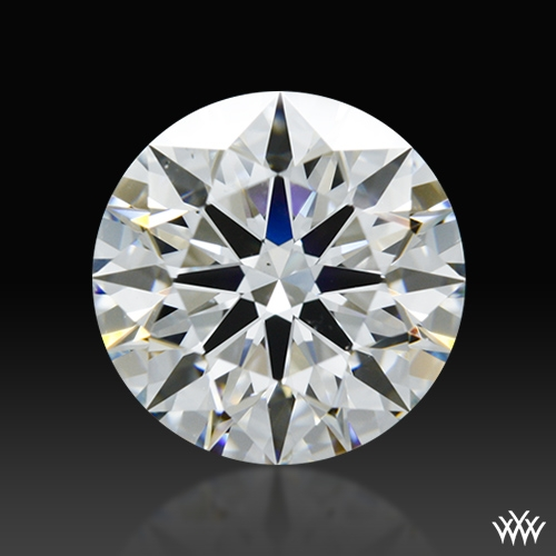 1.558 ct F VS2 A CUT ABOVE® Hearts and Arrows Super Ideal Round Cut Loose Diamond