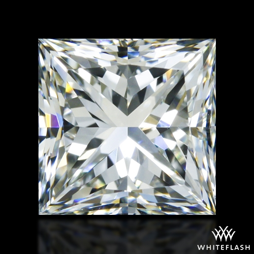 1.20 ct I VS2 A CUT ABOVE® Princess Super Ideal Cut Diamond