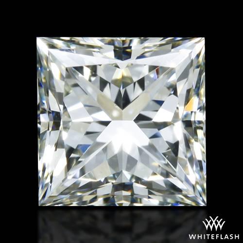 1.006 ct K VS1 A CUT ABOVE® Princess Super Ideal Cut Diamond