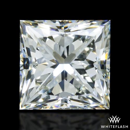 1.04 ct I VS1 A CUT ABOVE® Princess Super Ideal Cut Diamond