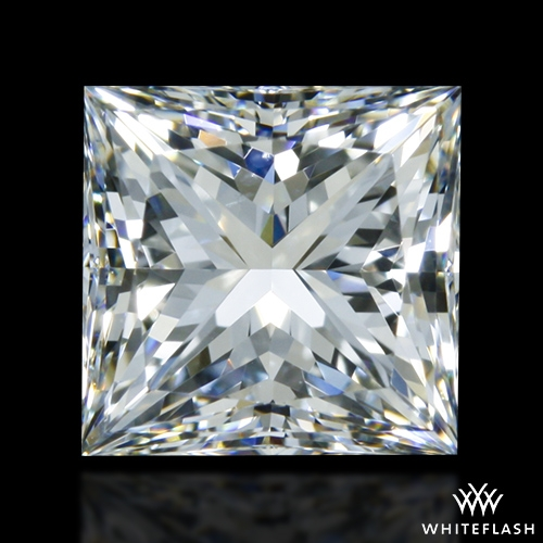 1.227 ct I VS2 A CUT ABOVE® Princess Super Ideal Cut Diamond
