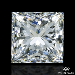 1.227 ct I VS2 A CUT ABOVE® Princess Super Ideal Cut Diamond