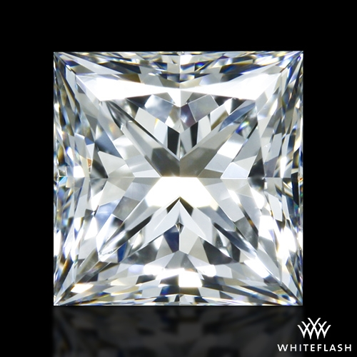 1.52 ct F VS1 A CUT ABOVE® Princess Super Ideal Cut Diamond