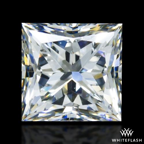 1.127 ct H VS1 A CUT ABOVE® Princess Super Ideal Cut Diamond