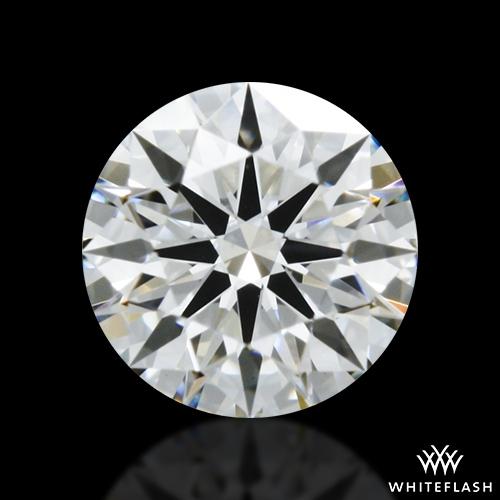 0.438 ct E VS2 A CUT ABOVE® Hearts and Arrows Super Ideal Round Cut Loose Diamond